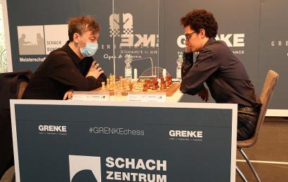 Schachbundesliga Tag 1: Achtungserfolg für Aachen, deutlicher Sieg für Baden-Baden