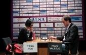 León: Vallejo defeats Hou Yifan