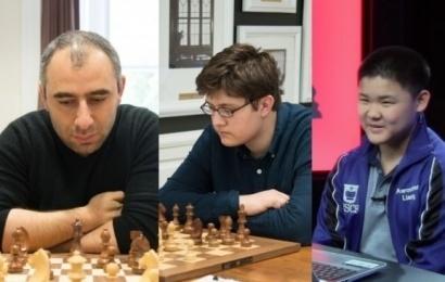 Akobian, Sevian & Liang triumph in St. Louis