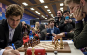 Tata Steel 2017, 8: Rapport shocks Carlsen