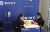 GRENKE Classic, R6: Bluebaum besiegt Anand