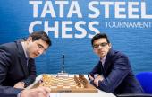 Tata Steel 2019: Vishy y Nepo lideran