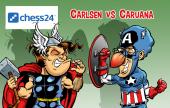 Caruana gana el Candidatos y se enfrentará a Carlsen