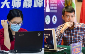 Ding leads in Danzhou as Hou Yifan triumphs