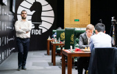 FIDE Candidates Tournament stopped at halfway
