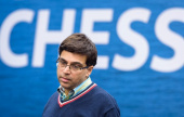 Tata Steel 2019, 8: Carlsen & Anand take the lead