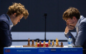 Carlsen's 117th time as world number one as Van Foreest & Esipenko join 2700 club