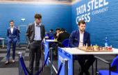 Carlsen y Caruana encabezan un Tata Steel 2021 con David Antón