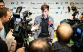 Daniil Dubov y Ju Wenjun son los nuevos campeones mundiales de rápidas