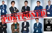 Norway Chess postponed to September