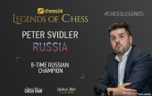Peter Svidler: 8-time Russian Champion