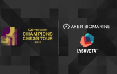 Aker BioMarine partners with Meltwater Champions Chess Tour