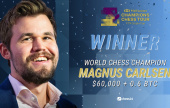 """Magnus Carlsen wins """"absolutely insane"""" FTX Crypto Cup final"""