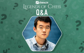 Q&A with Chinese no. 1 Ding Liren