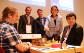 "Dortmund 2018, 1: ""Chess is ugly and a draw"""