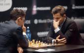 Carlsen aprieta pero no ahoga
