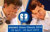 Keymer to face Carlsen in GRENKE Chess Classic
