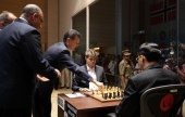 Anand-Carlsen, Game 1: The emergency brake