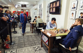 STL Rapid & Blitz 1: Ding beats Carlsen, Levon leads