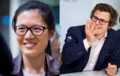 GRENKE Classic 1: Caruana and MVL toppled