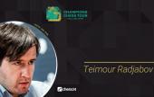 Teimour Radjabov  jugará el Skilling Open… y Banter Blitz