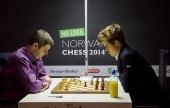 Norway Chess Rd 8: Carlsen miss leaves Karjakin in lead