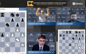 Opera Euro Rapid (3): Carlsen primero y Nakamura eliminado