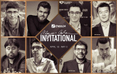 The Magnus Carlsen Invitational starts today
