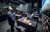 London Classic 7: Carlsen & MVL strike, Nepo leads