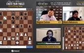 Magnus Tour Finals (5): Nakamura golpea primero