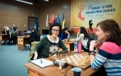 Khanty GP, Rd 2: Hou Yifan makes it look easy