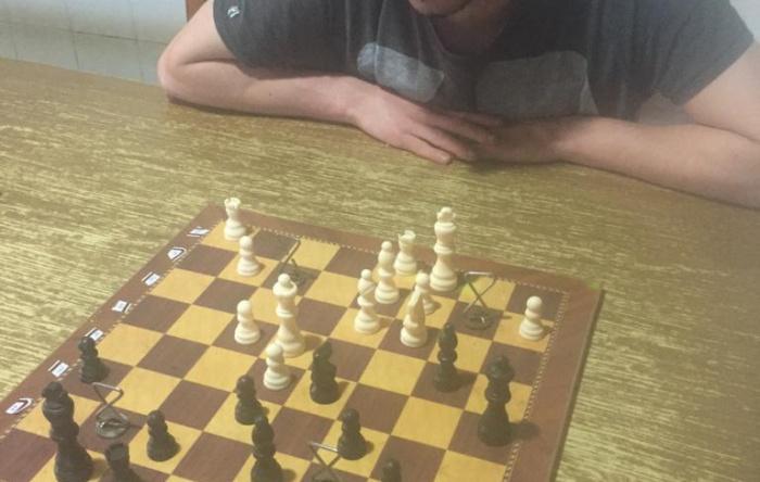 El ajedrez guerrero..... ¿lo conoces?