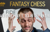 FantasyChess Contest for Chessable Masters