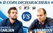 Magnus Carlsen elimina a Rauf Mamedov