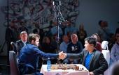 Wesley So gewinnt drei Partien in Folge gegen Magnus Carlsen