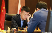 Ding Liren follows in Tal's footsteps