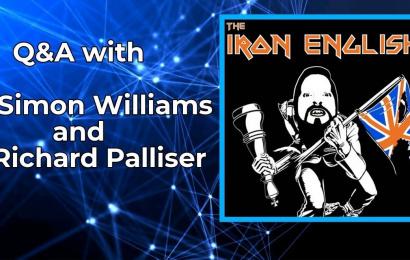 Q&A with GM Simon Williams & IM Richard Palliser