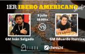 Iván Salgado vs Eduardo Iturrizaga