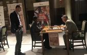 Julio Granda vence a Karpov y lidera en Salamanca