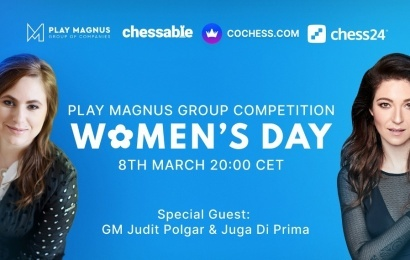 Choose to Challenge: International Women's Day