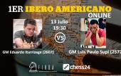 Final del Iberoamericano: Iturrizaga vs Supi