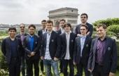 Grand Chess Tour en París con Carlsen y compañía
