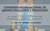 Congreso Internacional de Ajedrez Educativo y Pedagogía