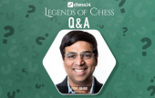 Q&A with Vishy Anand and more chess legends