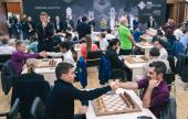 Copa del mundo R1.3: Dominio ruso pero... ¡también Antón!