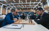 Leinier y Antón muestran sus credenciales