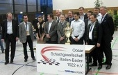 Aronian helps Baden-Baden to 9th straight title