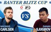Carlsen, Sjugirov, Firouzja & Narayanan reach semis