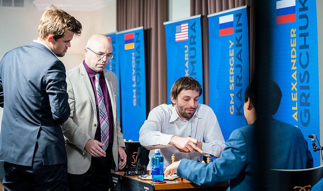 Aronian grischuk online dating