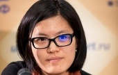 Khanty GP, Rd 5: The new Hou Yifan?